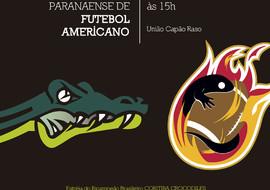 Crocodiles volta aos gramados para estrear no PR-2015