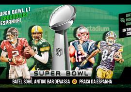 Assista ao Super Bowl LI com o Coritiba Crocodiles